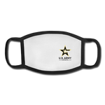 U.S. Army Esports | Street Gear | YOUTH Face Mask - white/black