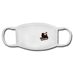 Powell High Panthers | Street Gear | Face Mask - white/white