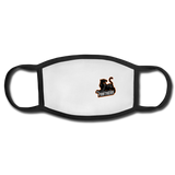 Powell High Panthers | Street Gear | Face Mask - white/black