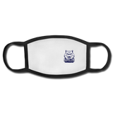 Napoleon United | Street Gear | Face Mask - white/black
