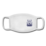 Napoleon United | Street Gear | YOUTH Face Mask - white/white