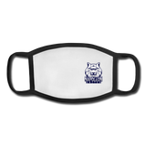 Napoleon United | Street Gear | YOUTH Face Mask - white/black