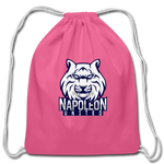 Napoleon United | Street Gear | Cotton Drawstring Bag - pink