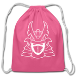 Lycus Empire | Street Gear | Cotton Drawstring Bag - pink