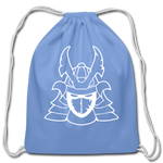 Lycus Empire | Street Gear | Cotton Drawstring Bag - carolina blue