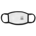 Lycus Empire | Street Gear | Face Mask - white/black