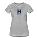 Highland Esports | Street Gear | DTG Women's Premium T-Shirt - heather gray