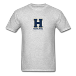 Highland Esports | Street Gear | DTG Unisex Classic T-Shirt - heather gray