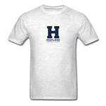 Highland Esports | Street Gear | DTG Unisex Classic T-Shirt - light heather gray