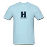 Highland Esports | Street Gear | DTG Unisex Classic T-Shirt - powder blue