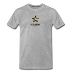 U.S. Army Esports | Street Gear | DTG Men's Premium T-Shirt - heather gray