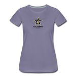 U.S. Army Esports | Street Gear | DTG Women's Premium T-Shirt - washed violet
