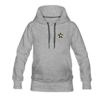 U.S. Army Esports | Street Gear | DTG Women's Premium Hoodie - heather gray