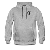 ESAP | Street Gear | DTG Men's Premium Hoodie - heather gray