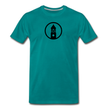 ESAP | Street Gear | DTG Men's Premium T-Shirt - teal