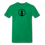 ESAP | Street Gear | DTG Men's Premium T-Shirt - kelly green