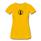 ESAP | Street Gear | DTG Women's Premium T-Shirt - sun yellow