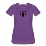 ESAP | Street Gear | DTG Women's Premium T-Shirt - purple