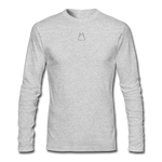 Lycus Empire | Street Gear | Unisex Long Sleeve T-Shirt by Next Level - heather gray