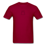 Lycus Empire | Street Gear | DTG Unisex Classic T-Shirt - dark red