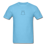 Lycus Empire | Street Gear | DTG Unisex Classic T-Shirt - aquatic blue