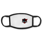 Red Ninja Gaming | Street Gear | Sublimated Face Mask - white/black