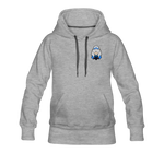 Miss Mythic | Street Gear | DTG Women's Premium Hoodie - heather gray