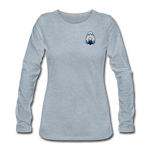 Miss Mythic | Street Gear | DTG Women's Premium Long Sleeve T-Shirt - heather ice blue
