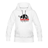 8Second Gaming | Street Gear | DTG Women's Premium Hoodie - white