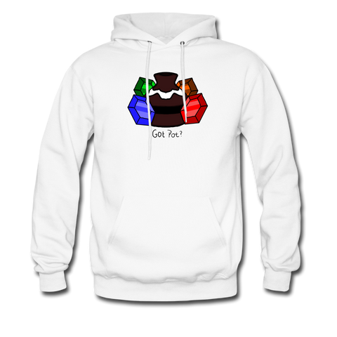Zelda 'Got Pot?' | Gamer Gear | Unisex Hoodie - white