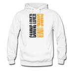 Gaming Lover | Street Gear | DTG Unisex Hoodie - white