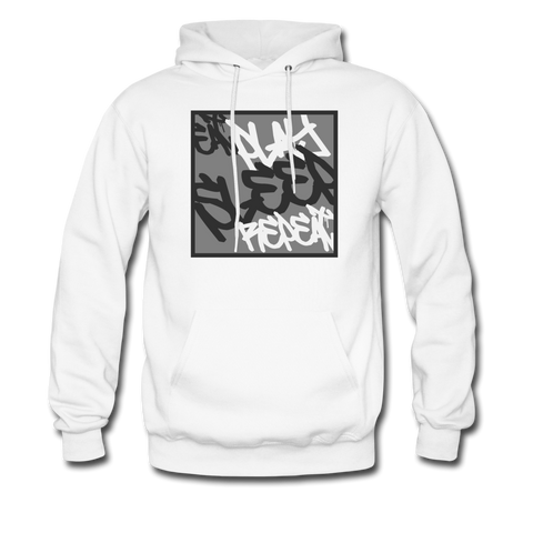 Eat, Play, Sleep, Repeat | Gamer Gear | DTG Unisex Hoodie - white