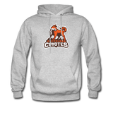 Cleveland Coyotes | Street Gear | DTG Unisex Hoodie - heather gray