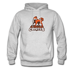 Cleveland Coyotes | Street Gear | DTG Unisex Hoodie - ash