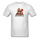 Cleveland Coyotes | Street Gear | DTG Unisex Classic T-Shirt - light heather gray