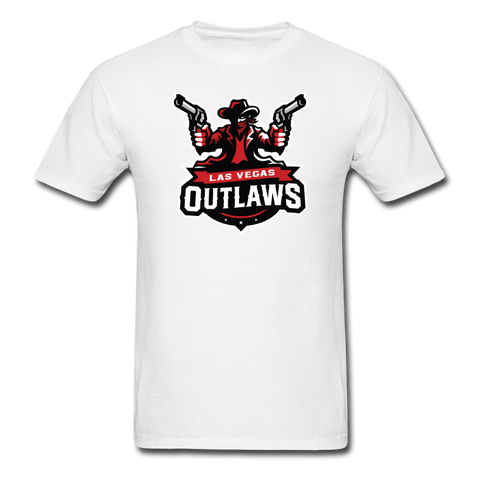 Las Vegas Outlaws | Street Gear | DTG Unisex Classic T-Shirt - white