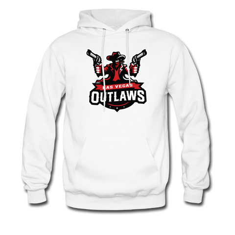 Las Vegas Outlaws | Street Gear | DTG Unisex Hoodie - white