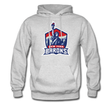 New York City Barons | Street Gear | DTG Unisex Hoodie - ash