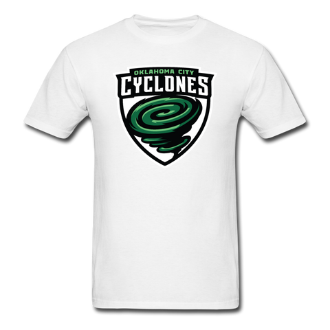Oklahoma City Cyclones | Street Gear | DTG Unisex Classic T-Shirt - white