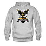Pittsburgh Ironhawks | Street Gear | DTG Unisex Hoodie - heather gray