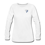 Esports at Penn State Altoona | Street Gear | DTG Women's Premium Long Sleeve T-Shirt - white