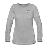 Esports at Penn State Altoona | Street Gear | DTG Women's Premium Long Sleeve T-Shirt - heather gray