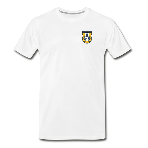 Murray State Esports | Street Gear | DTG Men's Premium T-Shirt - white