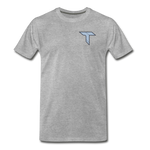 TempZ | Street Gear | DTG Men's Premium T-Shirt - heather gray
