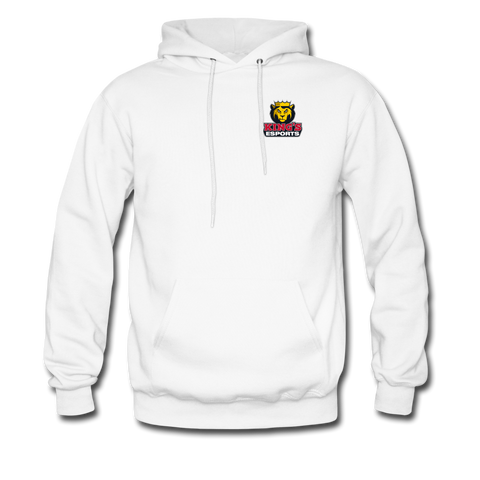 King's Esports | Street Gear | DTG Unisex Hoodie - white