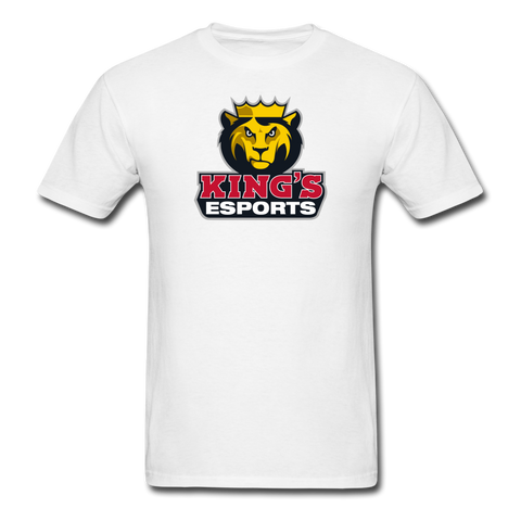 King's Esports | Street Gear | DTG Unisex Classic T-Shirt - white