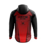 Red Ninja Gaming Zip-Hoodie