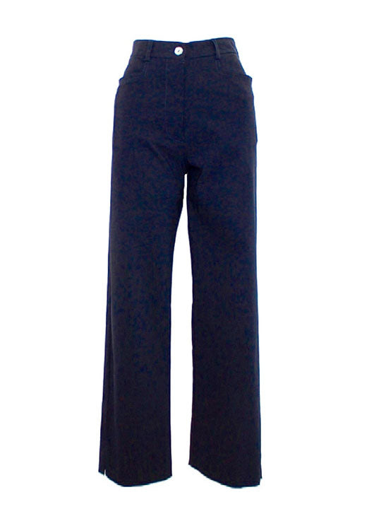 NAVY GOLF SLACKS