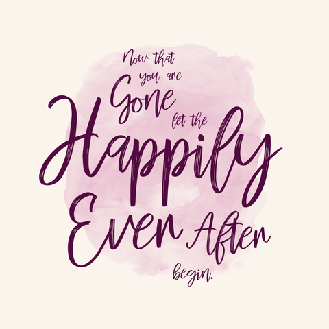 Happily Ever After (sticker)