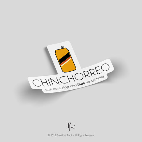 Chinchorreo (sticker)